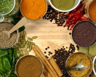ayurvedic-herbs-spring-cleaning